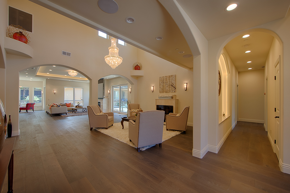 Living Room - 22430 Cupertino Rd