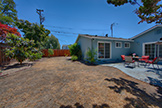 998 Daffodil Way, San Jose 95117 - Backyard (A)