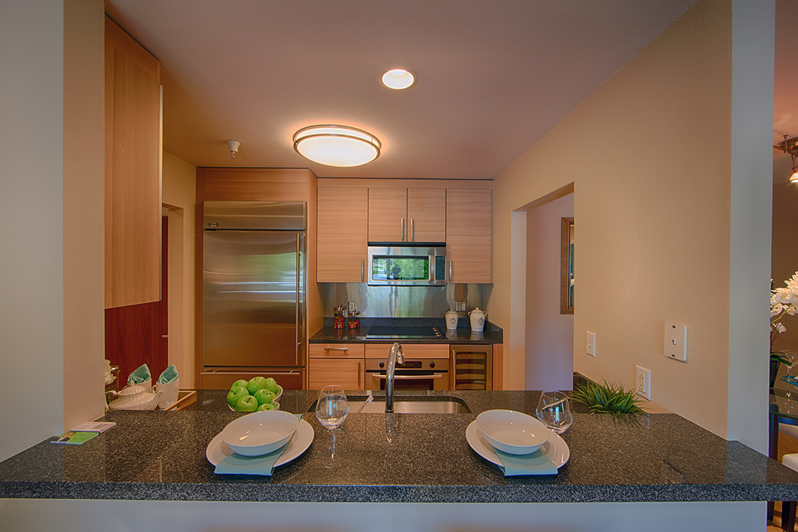 Kitchen (B) - 1700 De Anza Blvd 205c