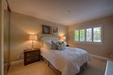1700 De Anza Blvd 205c, San Mateo 94403 - Master Bedroom (A)