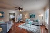 1140 Delno Ave, San Jose 95126 - Living Room (A)