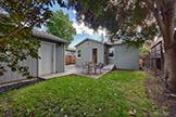Backyard (A) - 1140 Delno St, San Jose 95126