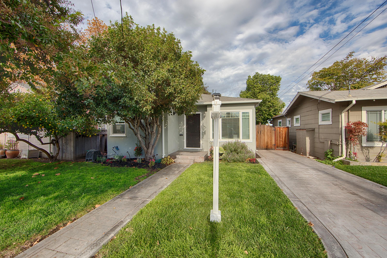 Front View - 1140 Delno St, San Jose 95126