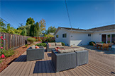 679 Durshire Way, Sunnyvale 94087 - Backyard (A)