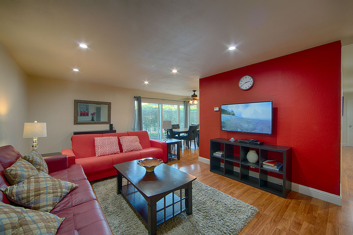 Living Room (A) - 280 Easy St 209