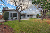 1855 Fordham Way, Mountain View 94040 - Backyard (A)
