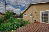 1932 Foxworthy Ave, San Jose 95124 - Backyard (A)