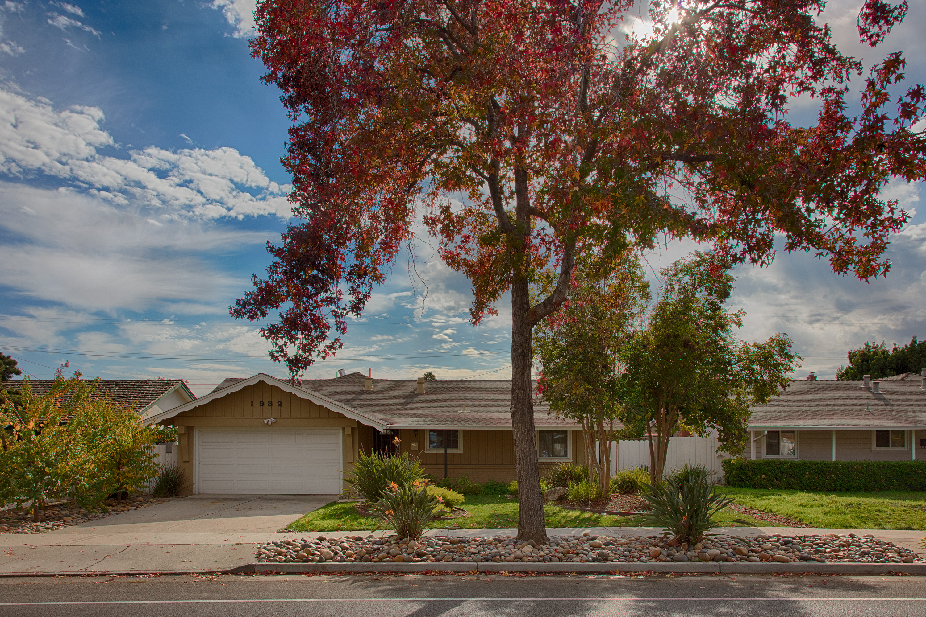 Front View - 1932 Foxworthy Ave, San Jose 95124