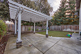 1569 Glen Una Ct, Mountain View 94040 - Backyard (A)