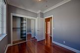 Bedroom 4 (C) - 1569 Glen Una Ct, Mountain View 94040