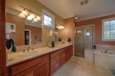 Master Bath (A) - 1569 Glen Una Ct, Mountain View 94040