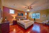 1569 Glen Una Ct, Mountain View 94040 - Master Bedroom (A)