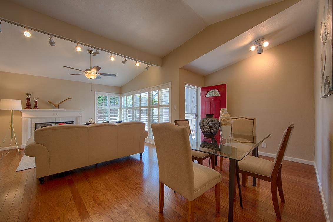 Living Room - 2774 Gonzaga St