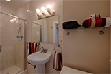 820 Hamilton Ave, Palo Alto 94301 - Downstairs Bath (A)