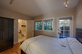 820 Hamilton Ave, Palo Alto 94301 - Downstairs Bedroom (A)