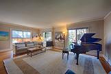 820 Hamilton Ave, Palo Alto 94301 - Living Room (B)