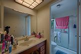 406 Hogarth Ter, Sunnyvale 94087 - Master Bath (A)