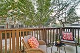 Balcony 048  - 4201 Juniper Ln G, Palo Alto 94306