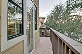 4201 Juniper Ln G, Palo Alto 94306 - Master Balcony 034