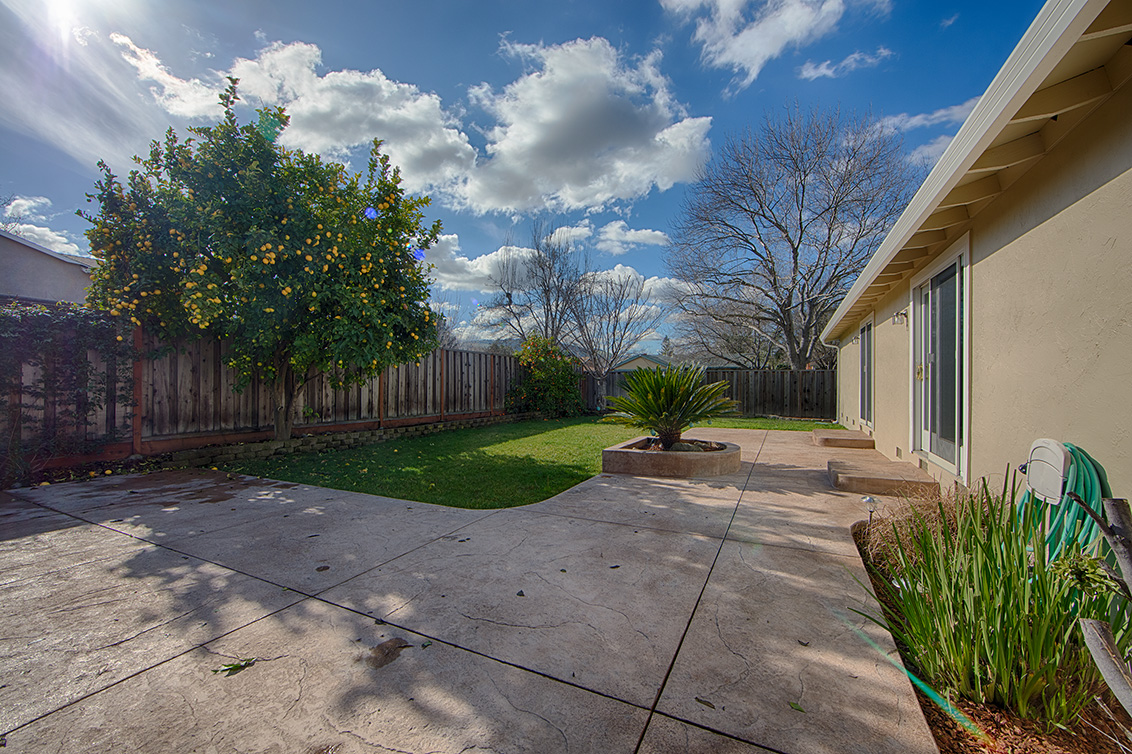 Backyard (A) - 6505 Kona Ct