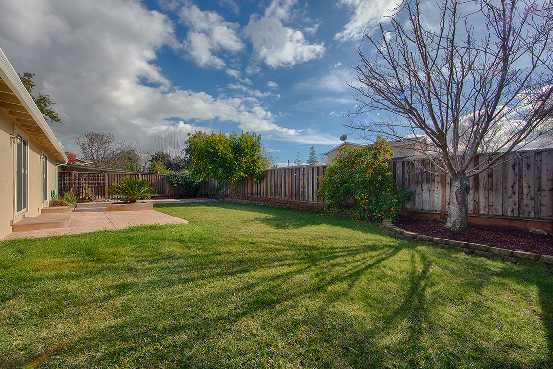 Backyard (B) - 6505 Kona Ct