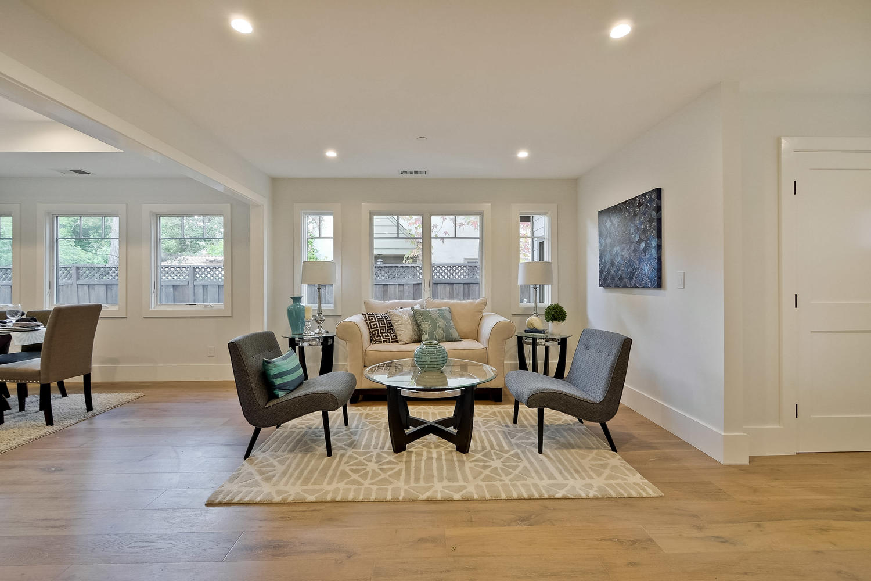 Living Room - 407 Laurel Ave