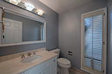 21025 Lauretta Dr, Cupertino 95014 - Half Bathroom (A)