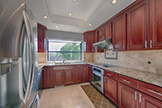 21025 Lauretta Dr, Cupertino 95014 - Kitchen (A)
