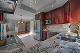 21025 Lauretta Dr, Cupertino 95014 - Kitchen (C)