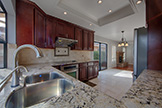 21025 Lauretta Dr, Cupertino 95014 - Kitchen (D)