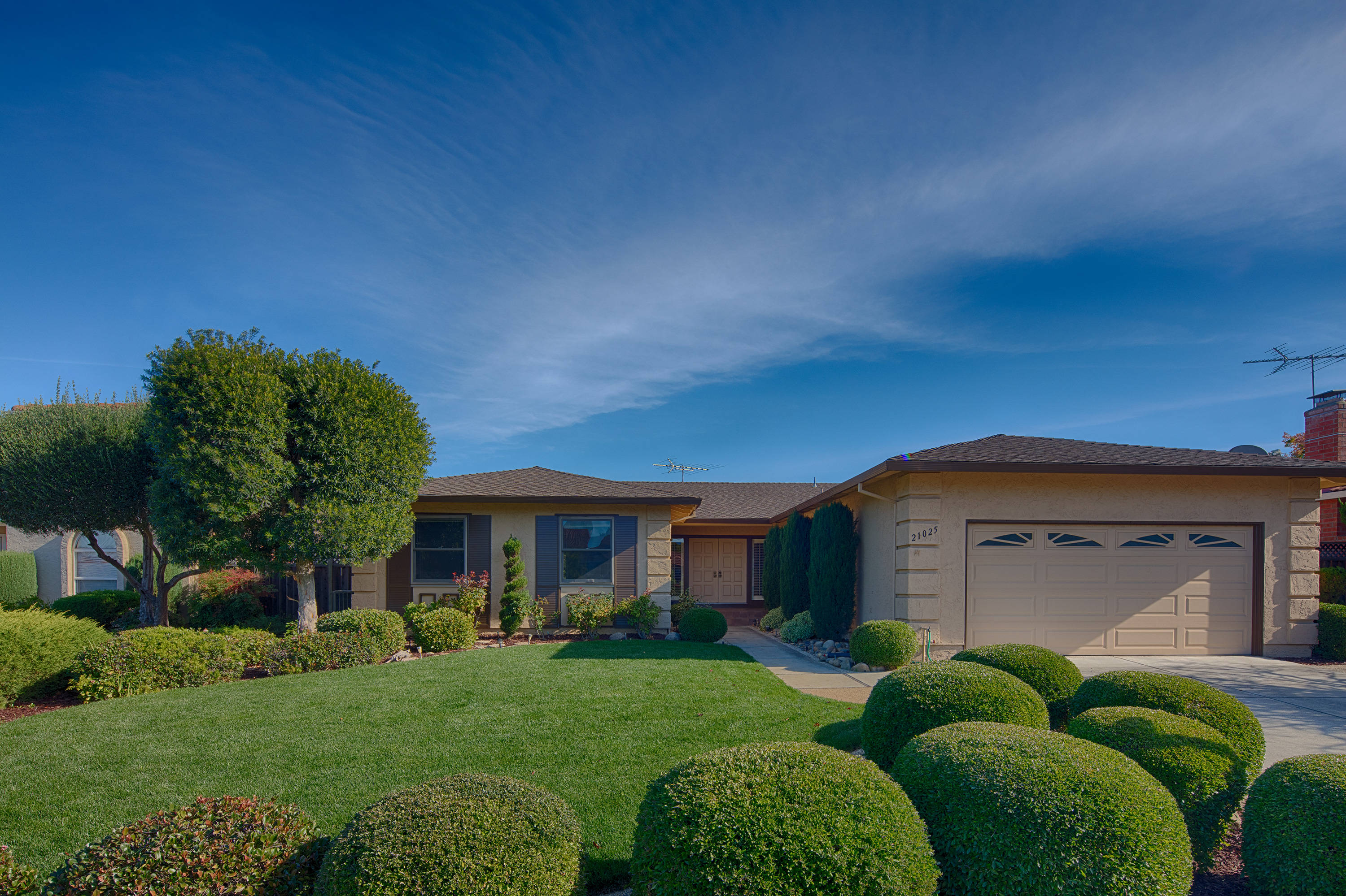 Front View - 21025 Lauretta Dr, Cupertino 95014