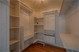 854 Lavender Dr, Sunnyvale 94086 - Master Closet (A)