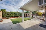 1763 Los Padres Blvd, Santa Clara 95050 - Backyard (A)