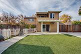 1763 Los Padres Blvd, Santa Clara 95050 - Backyard (B)