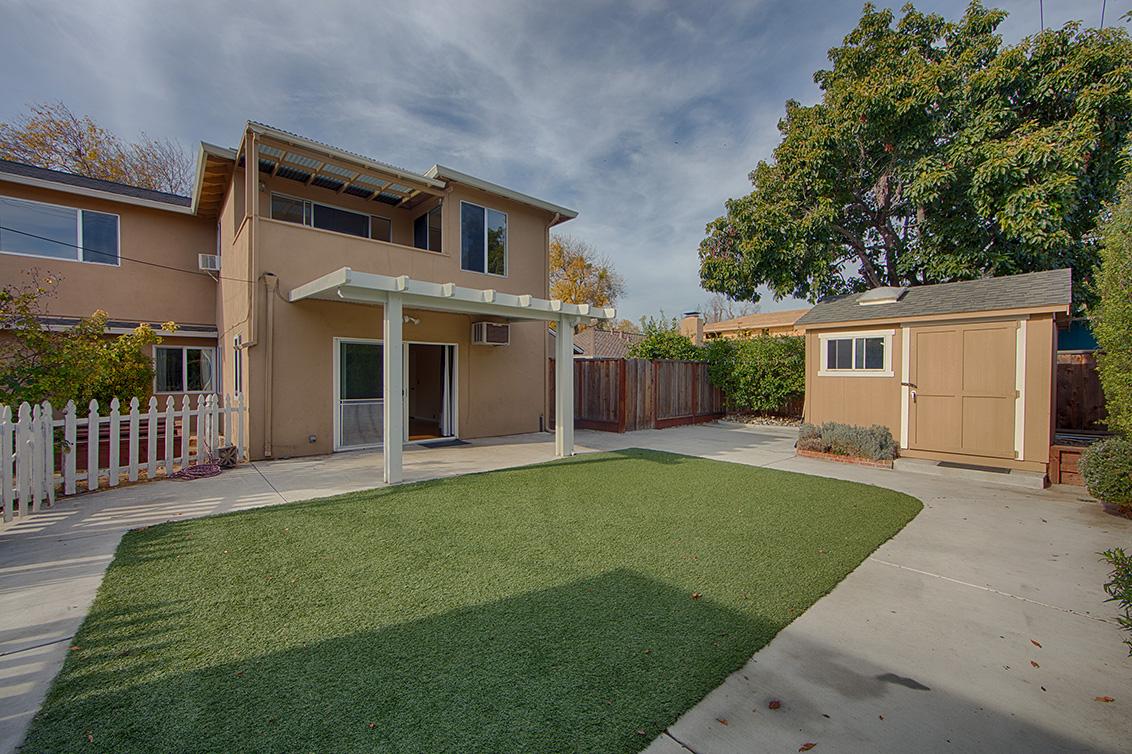 Backyard (C) - 1763 Los Padres Blvd
