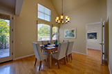 Dining Room (A) - 104 Mendocino Way, Redwood Shores 94065