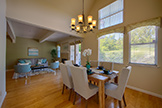 Dining Room (B) - 104 Mendocino Way, Redwood Shores 94065