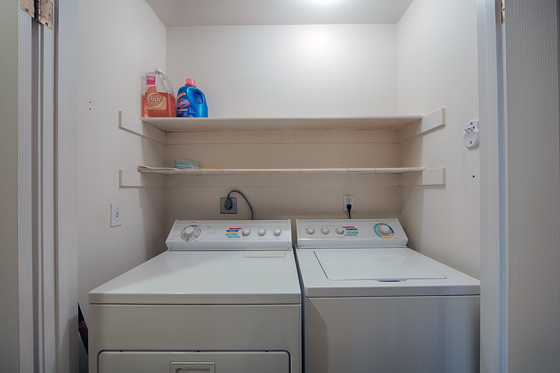 Laundry (A) - 104 Mendocino Way