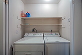Laundry (A) - 104 Mendocino Way, Redwood Shores 94065