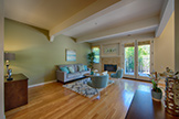 104 Mendocino Way, Redwood Shores 94065 - Living Room (A)