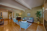 Living Room (B) - 104 Mendocino Way, Redwood Shores 94065