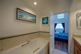 Master Bath (B) - 104 Mendocino Way, Redwood Shores 94065