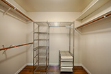 Master Closet (A) - 104 Mendocino Way, Redwood Shores 94065