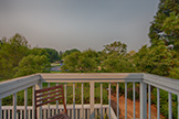 105 Mendocino Way, Redwood City 94065 - Balcony (A)