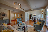 105 Mendocino Way, Redwood City 94065 - Living Room (C)