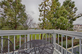 Balcony (A) - 201 Mendocino Way, Redwood Shores 94065