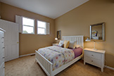 Bedroom 3 (B) - 201 Mendocino Way, Redwood Shores 94065
