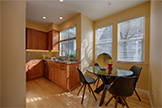 201 Mendocino Way, Redwood Shores 94065 - Breakfast Area (A)