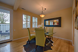 Dining Area (D) - 201 Mendocino Way, Redwood Shores 94065