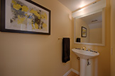 Half Bath (A) - 201 Mendocino Way, Redwood Shores 94065
